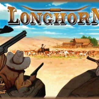 Longhorn Boardgame