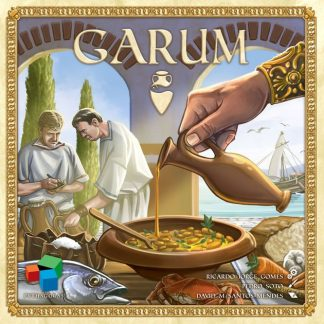 Garum boardgame