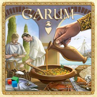 Garum boardgame